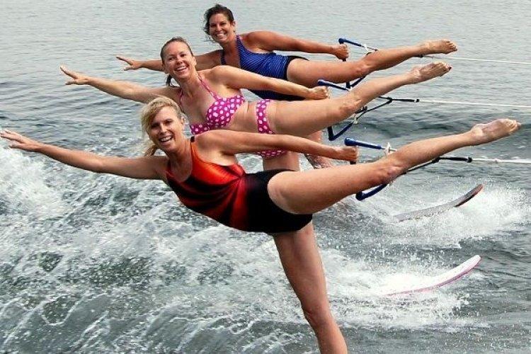 Γυμναστική: Οι μύες που ασκούνται με 7 καλοκαιρινά αθλήματα!!