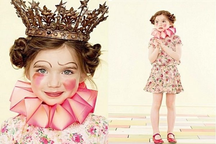 40 Υπέροχες προτάσεις με αποκριάτικο μακιγιάζ για παιδιά και εφήβους!!