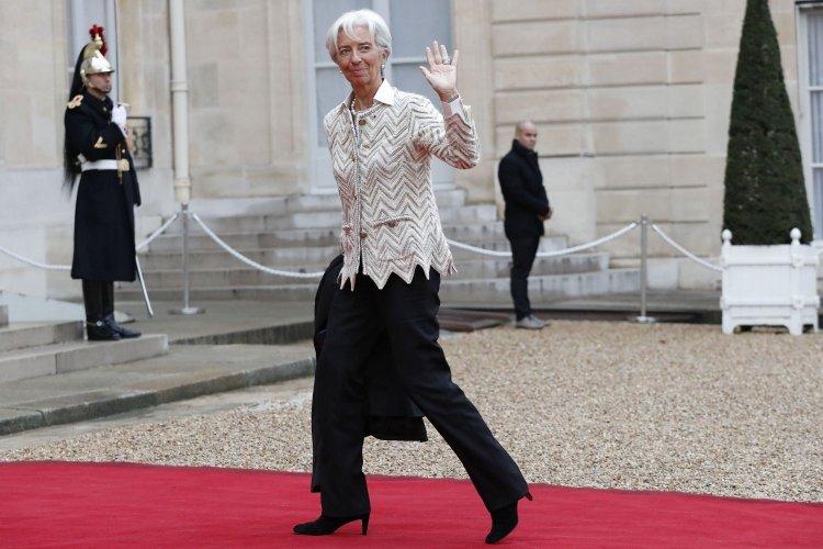 Κριστίν Λαγκάρντ η πρώτη γυναίκα Πρόεδρος της ΕΚΤ - Ανέλαβε σήμερα καθήκοντα Προέδρου