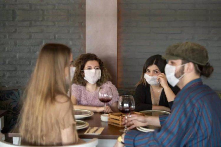 Coronavirus Pandemic: Πως εξαπλώθηκε σε ένα εστιατόριο!! Τι έδειξε νέα μελέτη!!