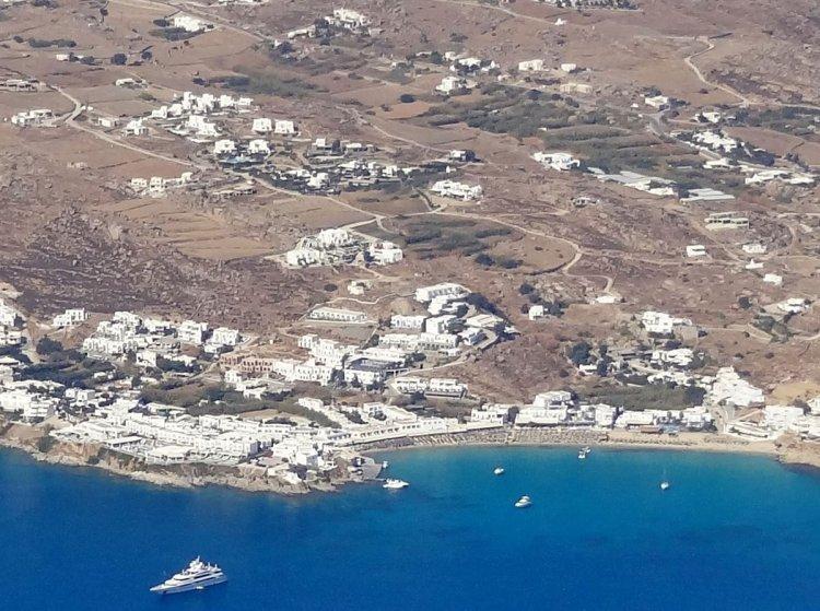 Hotel Investments: Νέα τουριστική επένδυση € 40 εκατ. στα Καστελλάκια Μυκόνου