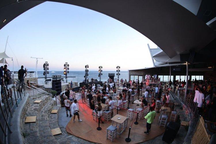 Mykonos: Cavo Paradiso Sunset Stories closing week