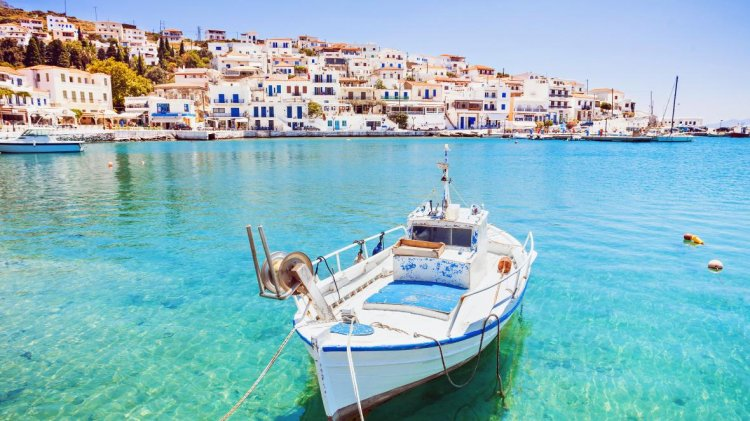 Sunday Times: Tα 25 θεαματικά ελληνικά νησιά - Κορυφαίο η Άνδρος