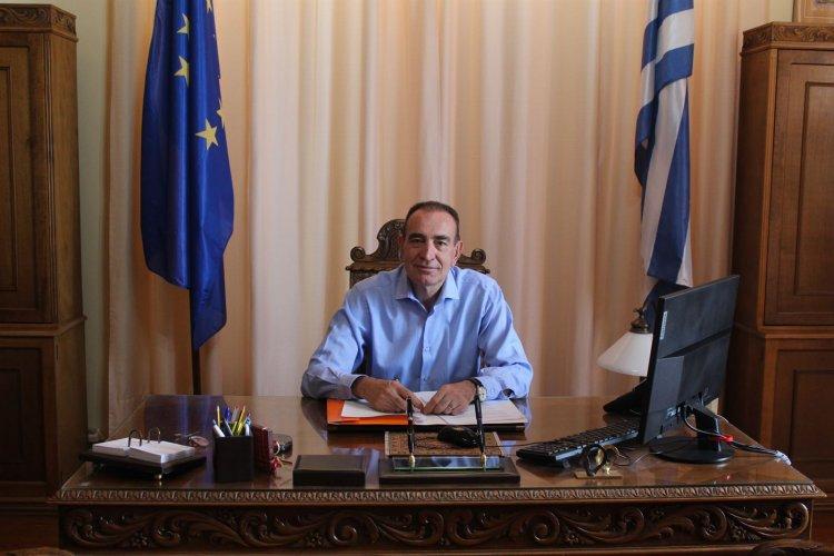 Mayor of Syros: Το Μήνυμα Δημάρχου Σύρου – Ερμούπολης Νικόλαου Λειβαδάρα για την «Εργατική Πρωτομαγιά»