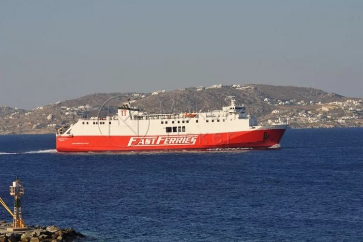 Ferry Routes: Κανονικά θα εκτελεστούν τα δρομολόγια του Fast Ferries Andros και Θεολόγος Π. την Πέμπτη 3 Ιουνίου 2021