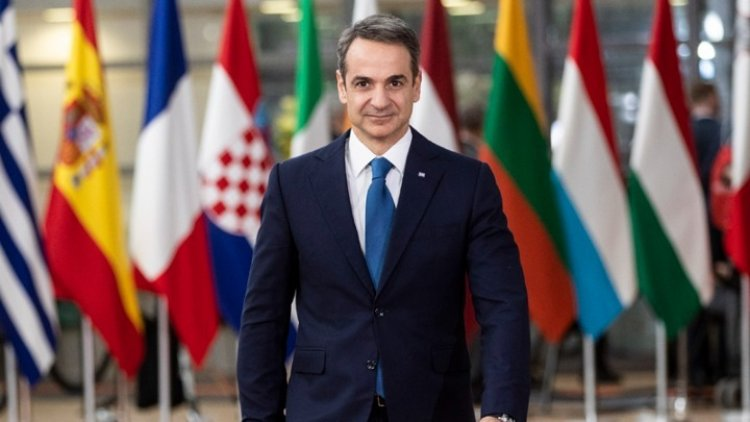 PM Mitsotakis in Brussels: Στις Βρυξέλλες ο πρωθυπουργός για τη Σύνοδο Κορυφής της ΕΕ
