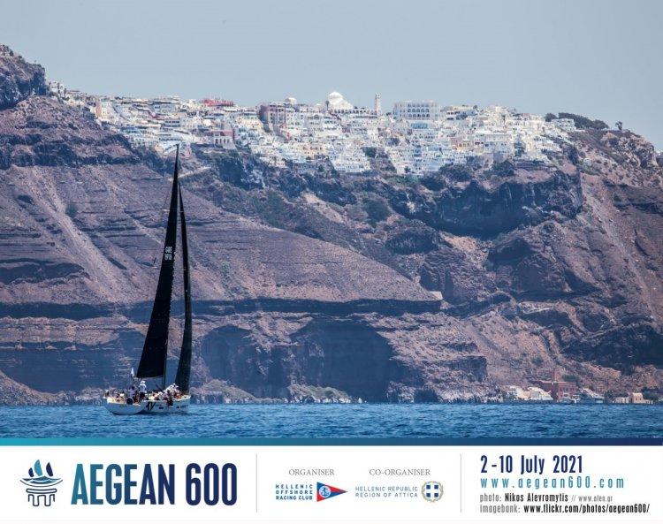 AEGEAN 600: Οι Κυκλάδες εντυπωσίασαν τους ιστιοπλόους