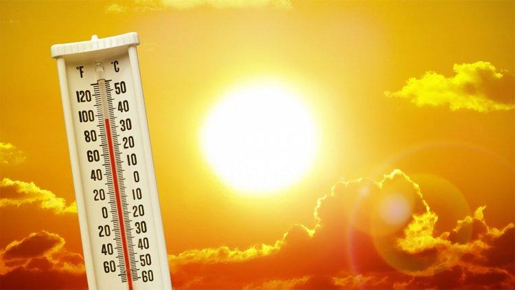 Heatwave: Θα συνεχιστεί το επόμενο διήμερο το νέο κύμα των πολύ υψηλών θερμοκρασιών