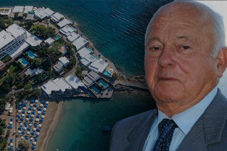 Notable death: Πλήρης ημερών απεβίωσε ο εμβληματικός ξενοδόχος του Elounda Beach, Κώστας Μαντωνανάκης