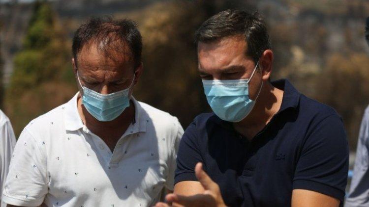 Alexis Tsipras: Ο κ. Μητσοτάκης δεν έχει αντιληφθεί το μέγεθος της καταστροφής, ούτε της ανικανότητας του επιτελικού κράτους