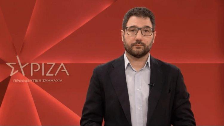 SYRIZA spokesman: Υπήρχε εντολή μη κατάσβεσης στην Εύβοια; Πρέπει να απαντήσει ο κ. Μητσοτάκης