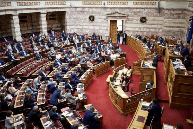 Parliament: Κατά πλειοψηφία ψηφίσθηκε το ν/σ του Υπουργείου Εργασίας για το νέο ταμείο επικουρικής ασφάλισης