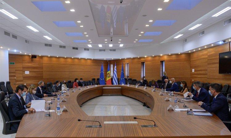 FM Dendias: Η ευρωπαϊκή προοπτική της Μολδαβίας θα είναι επωφελής για τη σταθερότητα στην περιοχή