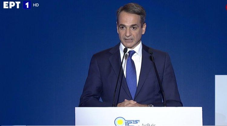Mitsotakis - 85th TIF: Μέτρα €3,4 δισ. ανακοίνωσε ο πρωθυπουργός: Επιδότηση για προσλήψεις νέων, κάλυψη των αυξήσεων στο ρεύμα, μειώσεις φόρων
