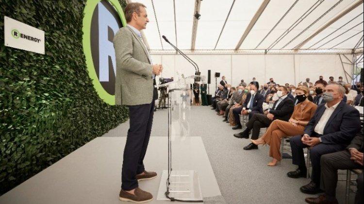 PM Mitsotakis: Πρωταγωνιστής η Ελλάδα στην προσπάθεια για μια Ευρώπη κλιματικά ουδέτερη