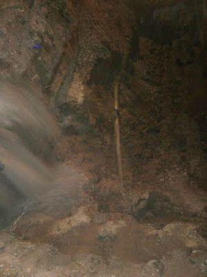 , الآبار وعيوب تجعل الفشل من مياه الصرف الصحي في ميكونوس