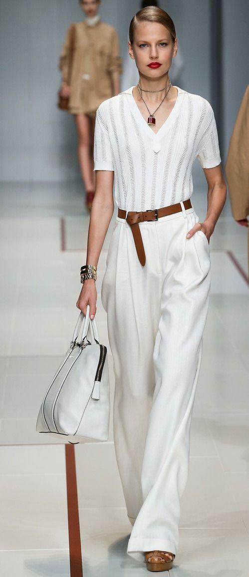 , Yaz Trend: Beyaz pantolon!!