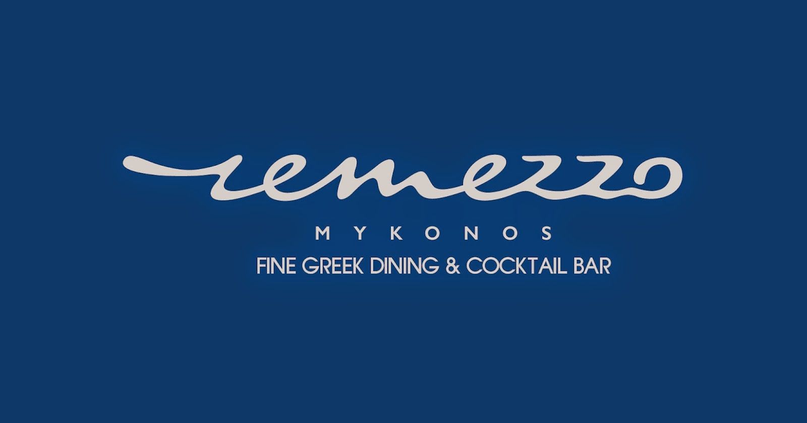 , Opening for Fine Greek Dining & Cocktail Bar Remezzo Mykonos