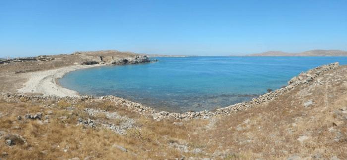 , Paha biçilmez denizaltı hazine Delos ( resimler)