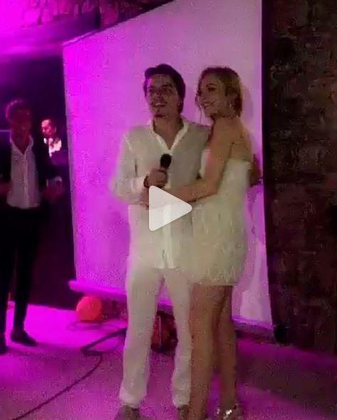 , Το ξέφρενο party γενεθλίων της superstar Lindsay Lohan στη Μύκονο!! (7 Videos)
