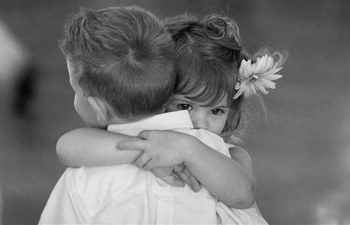 , Enséñame a abrazar!!