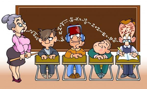 , Lehrer und ihre Rolle bei der Gestaltung der Schüler
