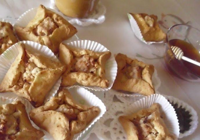 , Τσιμπιτά Αστεράκια με φρέσκο Μυκονιάτικο τυρί!! (βήμα-βήμα)