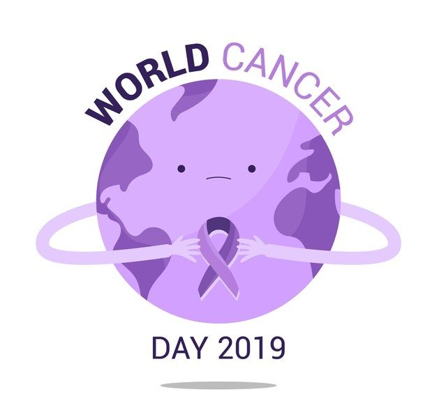 """, 4 February 2019: World Day Against Cancer with slogan """"I am ..."""""""