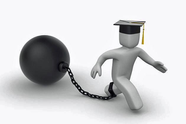 , Η αθέατη θηλιά των φοιτητικών δανείων
