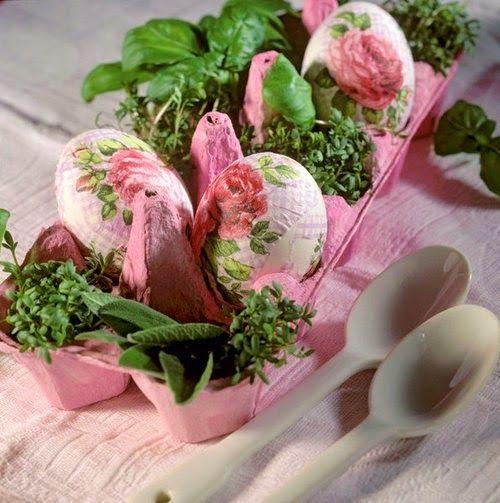 , 100 Paskalya için Serin dekorasyon fikirleri!!