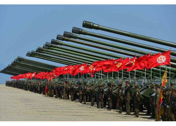 , غيوم الحرب على شمال. كوريا: ما ترامب يستعد