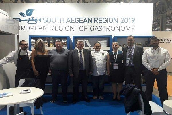 , Το Νότιο Αιγαίο, Γαστρονομική Περιφέρεια της Ευρώπης 2019, εντυπωσιάζει στη μεγάλη διεθνή έκθεση τροφίμων και γαστρονομίας, Tutto Food, στο Μιλάνο