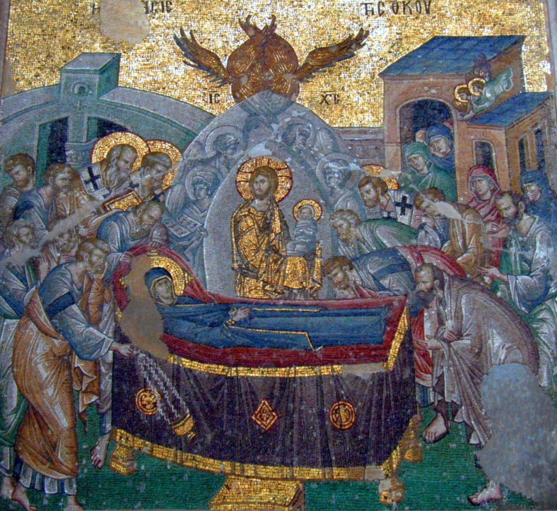 """, """"Il vento della Vergine"""" – Elytis, buona Assunzione!!"""