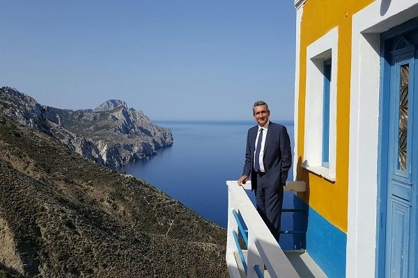 , Message from the Regional Director Southern Aegean, George Hadjimarcou, the Assumption
