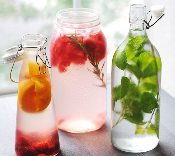 , 10 Proposals with homemade detox water!!