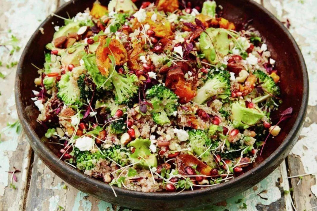 , Νηστίσιμες σαλάτες: δώστε γεύση και χρώμα στη Σαρακοστή!!