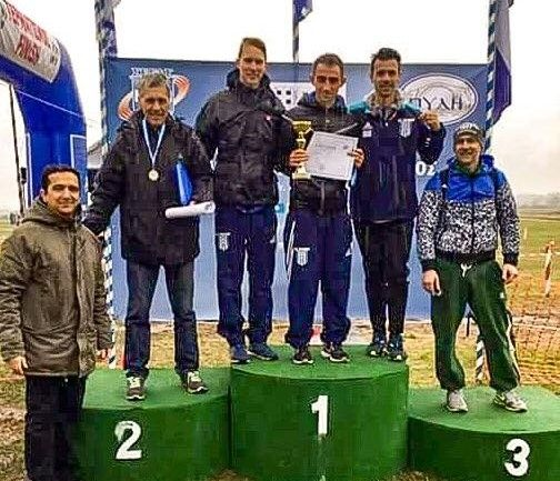 , Πρώτη θέση στο πανελλήνιο πρωτάθλημα ανωμάλου δρόμου για τον Α.Ο. Μυκόνου