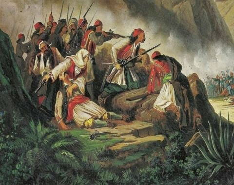 , 25March 1821: The landmark day for an entire Nation