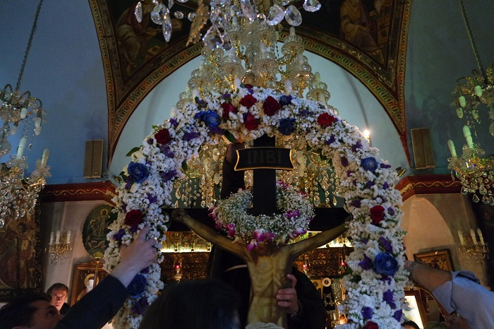 , Holy Holy Thursday – The Passion and Crucifixion of Jesus in the Holy Sunday Mykonos