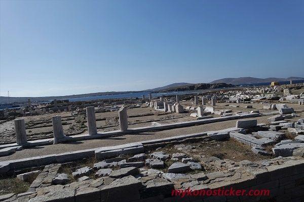 , Επαναπατρισμός τριών τμημάτων ψηφιδωτών δαπέδων από Δήλο & Αθήνα μετά από πρωτοβουλία Γερμανίδας