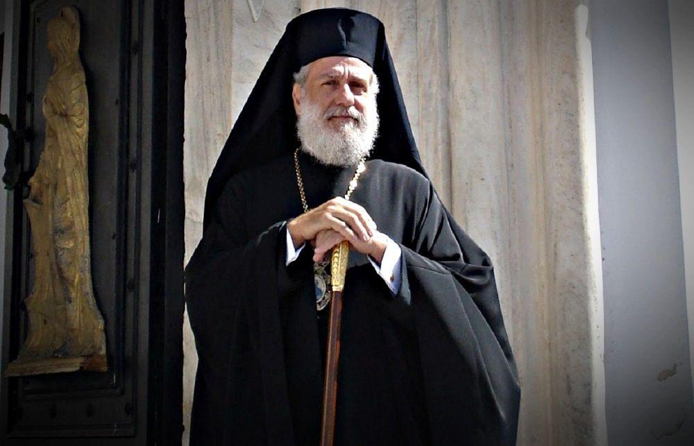 , Σεβασμιώτατος Δωρόθεος Β': «Ελπίδα και αισιοδοξία για το μέλλον του ιστορικού μας Ναυπηγείου»
