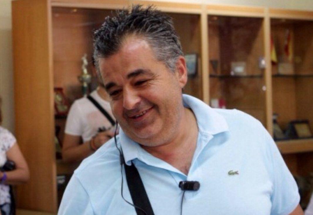 """, Υποψήφιος με την παράταξη """"Μπροστά το Νότιο Αιγαίο"""" του Γ. Χατζημάρκου, ο Παναγιώτης Διακοφώτης, πρόεδρος της ΕΠΣΔ"""