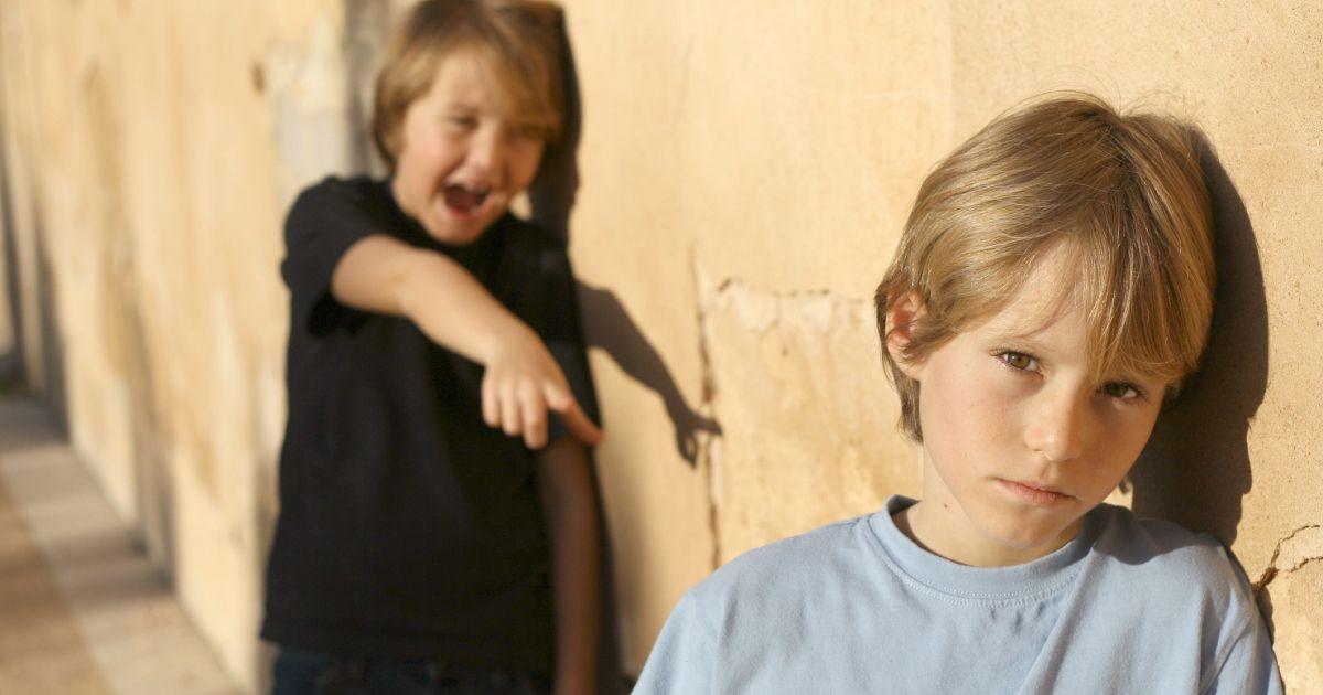 , l'intimidation: Lorsque le teasing cesse d'être mignon ... (Vidéo)