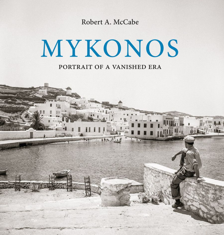 , Robert McCabe's Mykonos Book Signing at The Photography Show