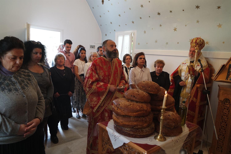 , Πανηγυρικός Αρχιερατικός Εσπερινός στον Ι.Ν. του Αγίου Θωμά στο Μαράθι Μυκόνου (εικόνες & videos)