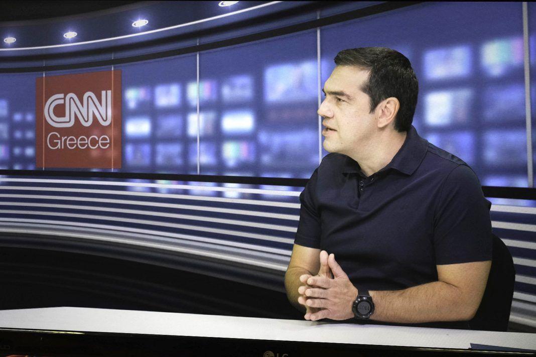, Τσίπρας: Δεν θα αφήσουμε την Τουρκία να κάνει γεώτρηση εντός της Ελληνικής Υφαλοκριπίδας – Η συμπεριφορά της Τουρκίας είναι ένδειξη αδυναμίας