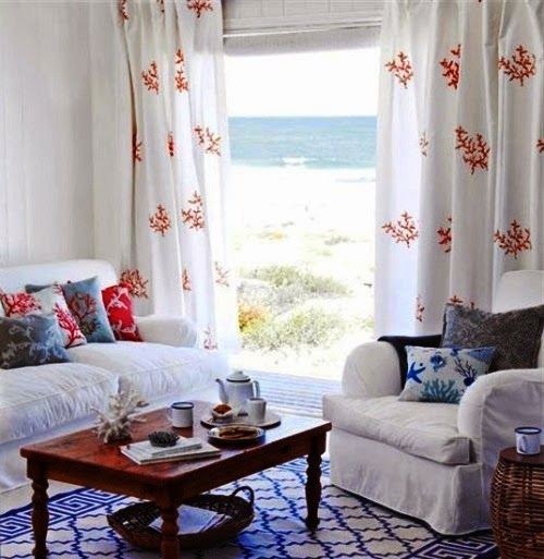, Ideas for decorating, Summer with refreshing air!!