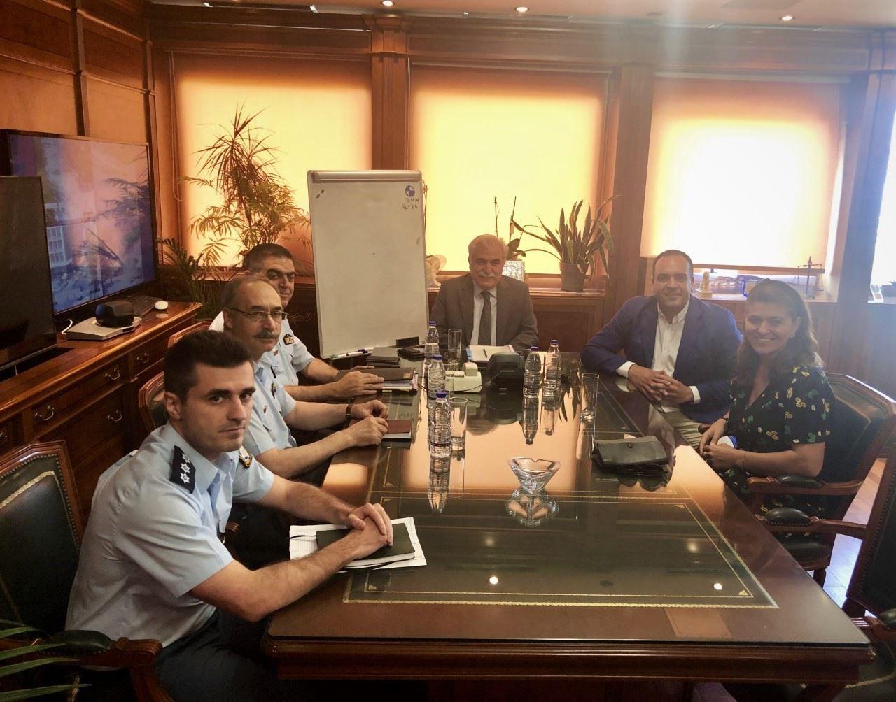 , Κ. Κουκάς: Η ασφάλεια-προστασία των κατοίκων και των επισκεπτών είναι στρατηγική μας προτεραιότητα την επόμενη 4ετία