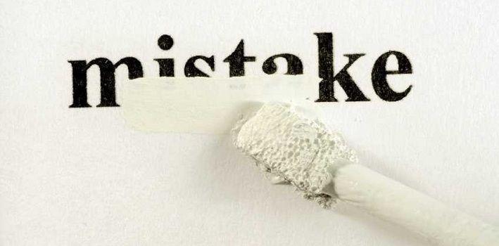 , Τα 5 hatalar Sosyal medyada yapmak ve açığa senin!!