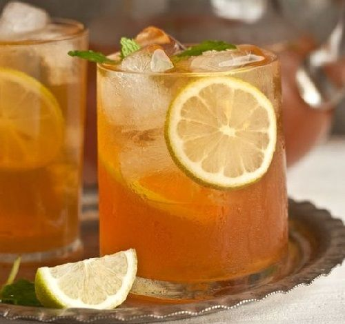 , 6 cool summer drinks and flat belly ...!!